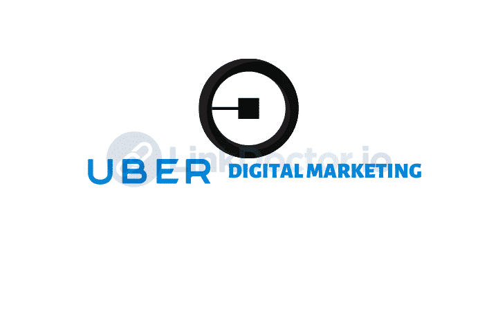 Uber Digital Marketing facts