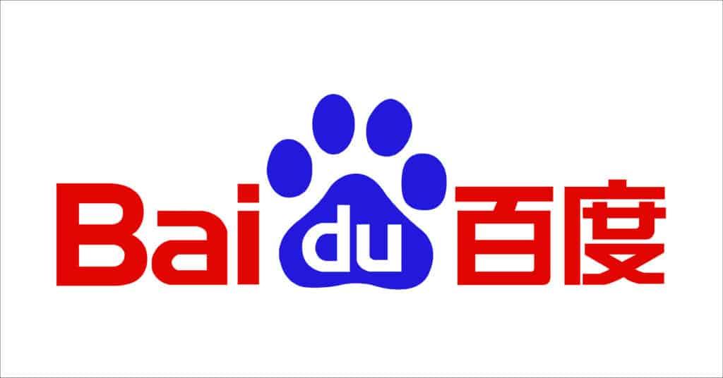 Logo of Baidu