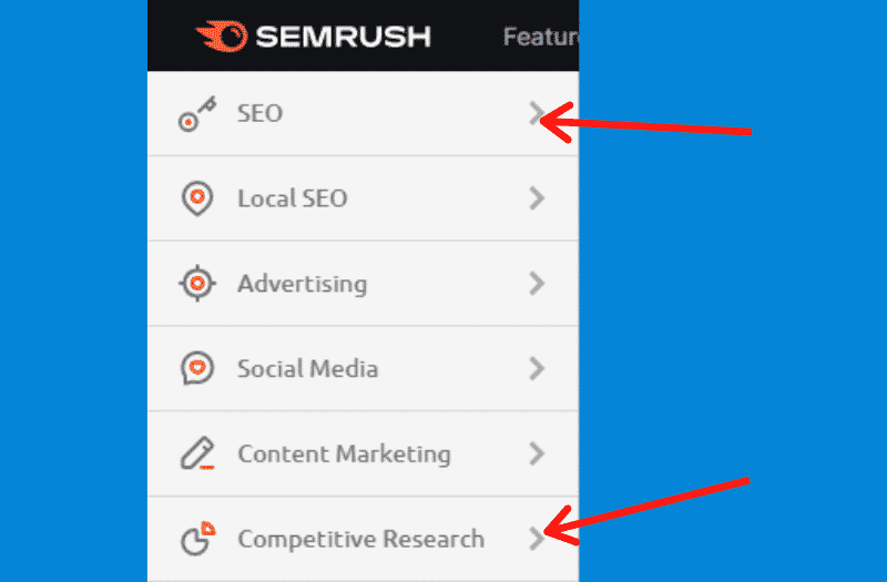 SEMRush SEO toolkit has multiple tools that can be used for link building.