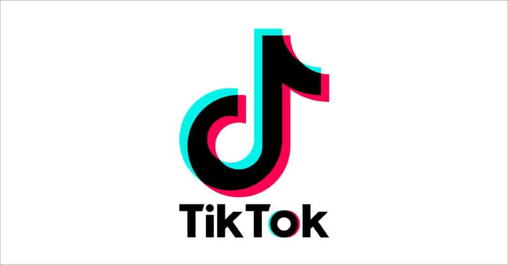 Logo of TikTok