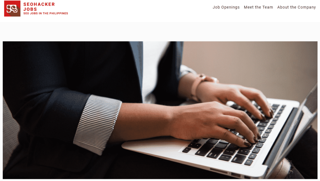 You can find SEO jobs in the Philippines usine SEOHacker Jobs.
