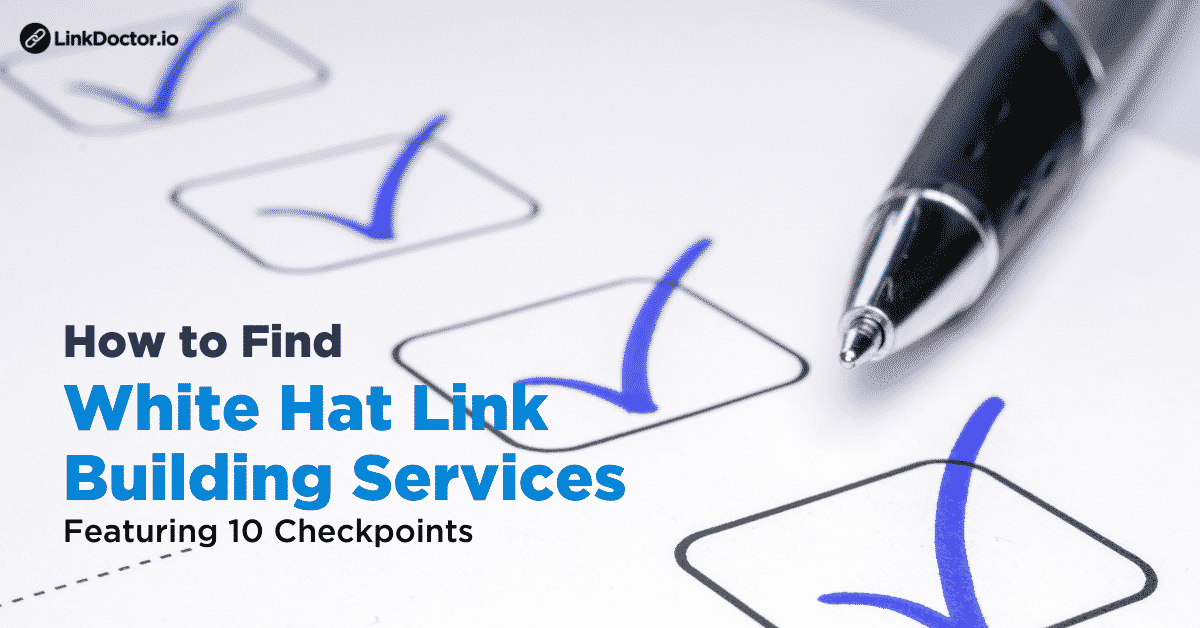 How to Find White Hat Link Building Services